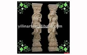 decorative columns for wedding youtube