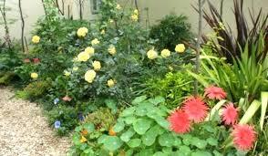Simple Flower Garden Ideas Simple Flower Garden Design Simple Flower Garden Design Small