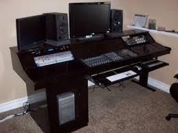 Building A Studio Desk by Bedroom Studio Desk Trends Also New Build For Pro Images