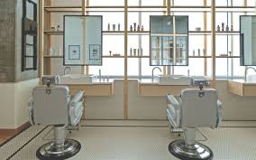 Shop In Shop Interior Designs by Clean Cut Minimalism And Tradition At Akin Barber U0026 Shop In Dubai
