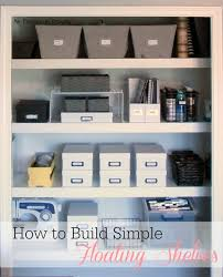 Build Floating Shelves by How To Build Floating Shelves An Exercise In Frugality