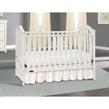dream on me 2 in 1 folding portable crib white walmart com