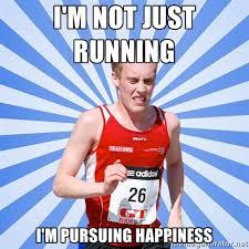 Running Marathon Meme - freedom to run and freedom of the run run bike throw