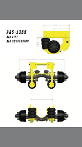 drop axle for dump truck non steerable for sale in cayman