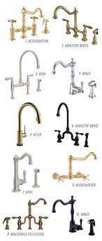 ivory kitchen faucet best 25 farmhouse kitchen faucets ideas on farm style