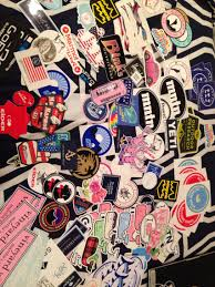 preppy decals my preppy sticker collection way of preppy