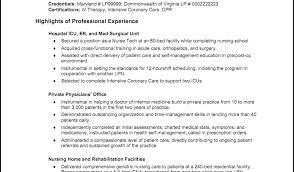 home care nurse resume sample resume critical care nurse resume stunning er nurse resume