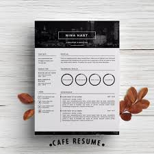 Creative Resume Templates For Word Creative Resume Template Cover Letter Template For Word