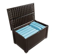 rubbermaid bench with storage rubbermaid patio chic outdoor storage deck box dark bench with