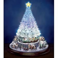 kinkade tabletop tree lights
