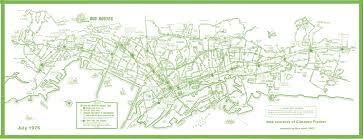 San Francisco Transit Map by Maps Ac Transit