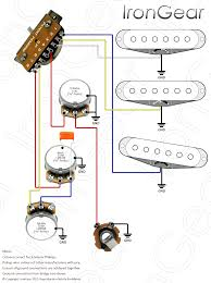 tele wiring diagram 1 humbucker single coil with push pull also