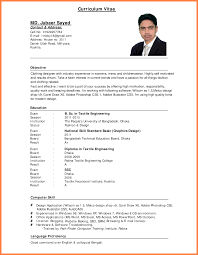 exle of how to write a resume 4 exles on how to write a cv bussines 2017