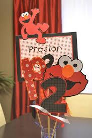 Elmo Centerpieces Ideas by 117 Best Elmo Party Images On Pinterest Elmo Party Sesame