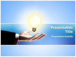 innovative thinking powerpoint template powerpoint background