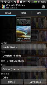 book catalogue android apps on google play