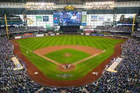 Miller Park Seating Map Milwaukee Brewers Tickets At Stubhub