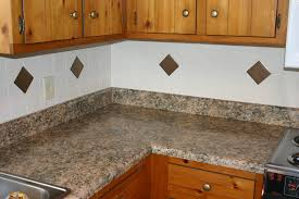 Types Of Backsplash For Kitchen - countertop and backsplash kitchen laminate with tile x classique