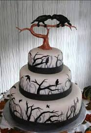 25 gothic birthday cakes ideas gothic cake