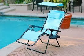 Zero Gravity Chair With Side Table Zero Gravity Lounge Chair With Side Table Portia Day