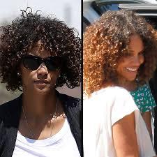 coupe de cheveux fris s halle berry deux nouvelles coupes de cheveux en deux jours