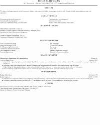 Ehs Resume Examples by 100 A Sample Resume A Sample Combination Resume Using