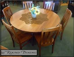 Als Furniture Dining Furniture Modesto CA - 60 inch round dining tables wood