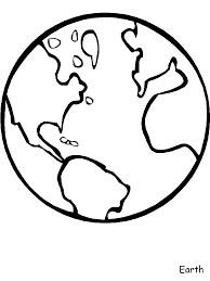 coloring world map kids coloring