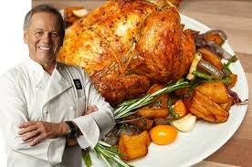 the talk wolfgang puck whole roasted turkey recipe pressure