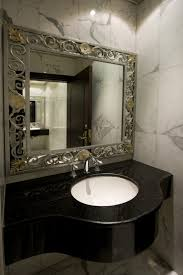 mirror unique mirrors for bathrooms beautiful wrought iron