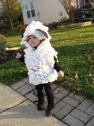 Halloween Sheep Costume Homemade Sheep Costume Ideas Animal Costumes