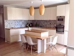 amenager cuisine ouverte agencement cuisine ouverte avec amenagement cuisine beau