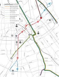 Vta San Jose Map by Routes 61 U0026 62 U2014 Vta