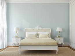 best light blue paint color inspiration airy bedroom in blue hommcps