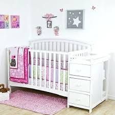 Convertible Crib Changing Table Crib With Changing Table 4 In 1 Convertible Crib With Changer