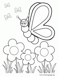flower garden coloring pages regarding invigorate in coloring