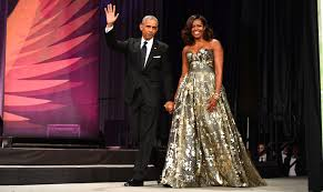 obama dresses obama s best looks including that dress by versace