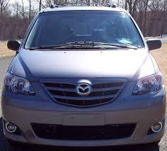 2004 mazda mpv review minivan car review mpv road test 2004
