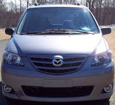 mazda minivan 2004 mazda mpv review minivan car review mpv road test 2004
