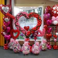 valentines day balloons wholesale party balloon decor magic with balloons