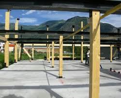 bureau ossature bois savoie le premier immeuble de bureaux à ossature bois sort de terre