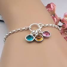 mothers bracelets with birthstones birthstone bracelet s bracelet birthstone