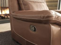 Natuzzi Recliner Sofa Natuzzi Editions Recliner Sofa B875 Leather Furniture
