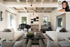 inside kourtney kardashian u0027s living room
