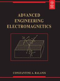 advanced engineering electromagnetics balanis constantine a