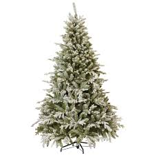7 5 ft artificial trees trees the home depot