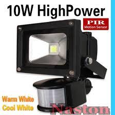 outdoor security lights with motion sensor 10w led 20w 30w floodlights pir passive infrared motion sensor flood