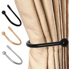 Wooden Curtain Holdbacks Uk Curtain Hold Back Hooks Ebay