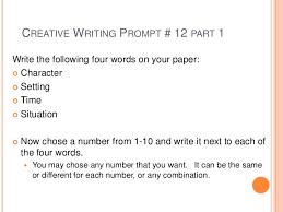 fresh essays creative writing ideas grade 5