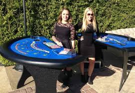 table rentals los angeles los angeles orange county casino table rentals house